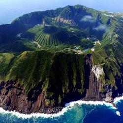 Пазл онлайн: Остров Аогашима