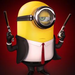 Пазл онлайн: Гадкий Я/Despicable Me: Hitman Minion