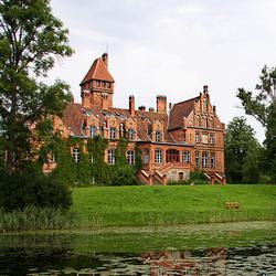 Пазл онлайн: Яунмокский замок