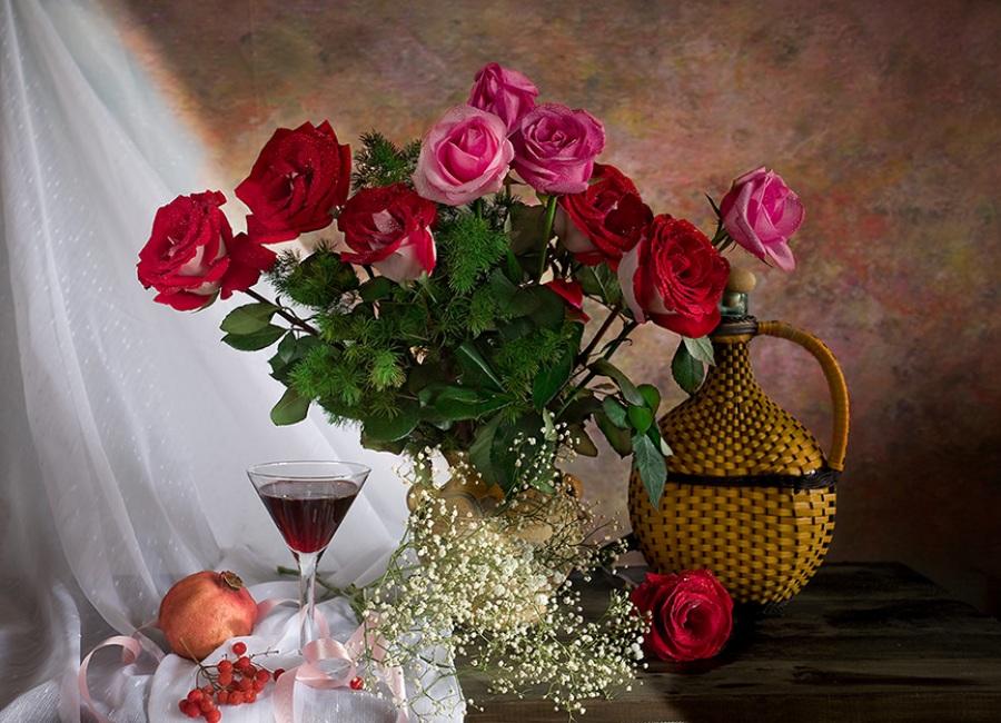 честь добрый день и вечер картинки с розами примером глобулярного фотонного