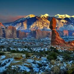 Пазл онлайн: Природа Аризоны