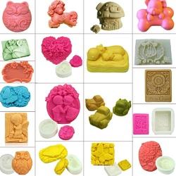 Пазл онлайн: Фигурное мыло