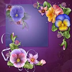Пазл онлайн: Цветочные мотивы