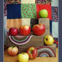Пазл онлайн: Яблочный