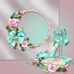 Пазл онлайн: Свадебное приглашение