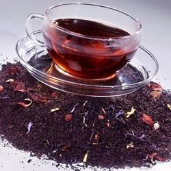 Пазл онлайн: Чёрный чай