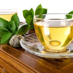 Пазл онлайн: Белый чай