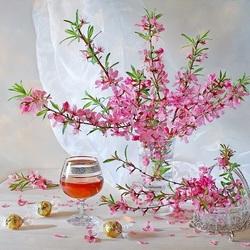 Пазл онлайн: Майская цветущая пора