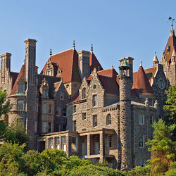 Пазл онлайн: Замок Болдт