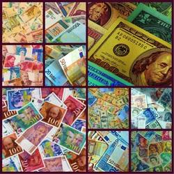 Пазл онлайн: Валюта мира