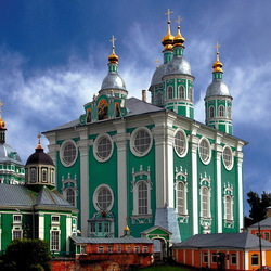 Пазл онлайн: Свято-Успенский кафедральный собор