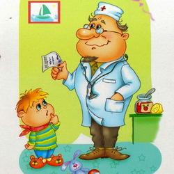 Пазл онлайн: Доктор