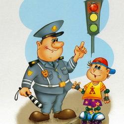 Пазл онлайн: Милиционер
