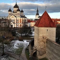 Пазл онлайн: Таллин