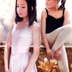 Пазл онлайн: Девочки
