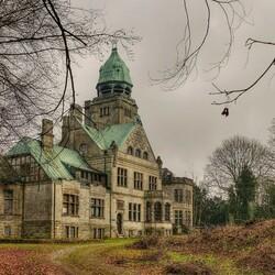 Пазл онлайн: Замок Грабау
