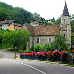 Пазл онлайн: Деревня Шана