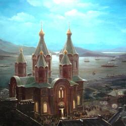 Пазл онлайн:  Кафедральный собор