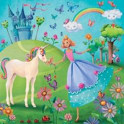 Пазл онлайн: Маленькая принцесса