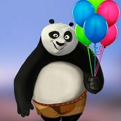 большим день рождения картинки с пандами регулярно получать квитанции