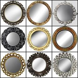 Пазл онлайн: Зеркала