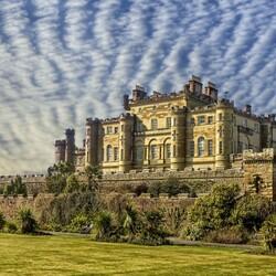 Пазл онлайн: Замок Куллин