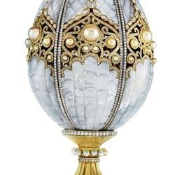 Пазл онлайн: Жемчужное яйцо