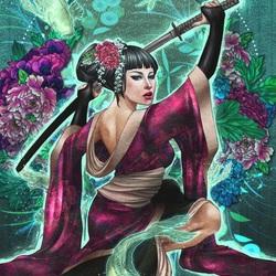 Пазл онлайн: Азиатское вдохновение