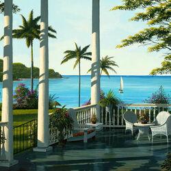 Пазл онлайн: Карибские мечты