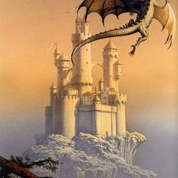 Пазл онлайн: Драконий полёт
