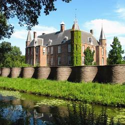 Пазл онлайн: Замок Слот Зюлен