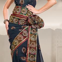 Пазл онлайн: Индийское сари