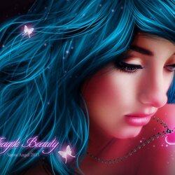 Пазл онлайн: Хрупкая красота