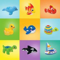 Пазл онлайн: Надувные игрушки