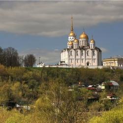 Пазл онлайн: Весна во Владимире