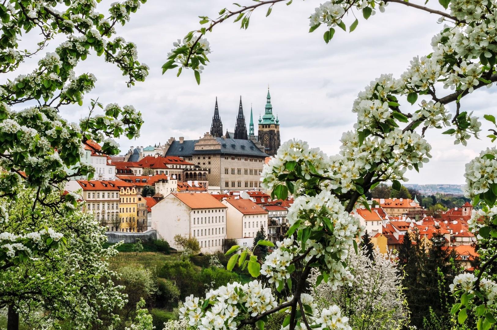 8 марта в Праге ! Подари даме путешествие !