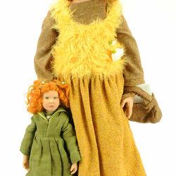 Пазл онлайн: Кукла Колет