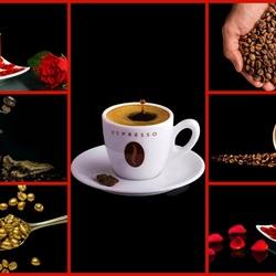Пазл онлайн: Кофейный