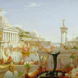 Пазл онлайн: Величие империи