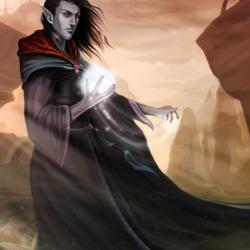 Пазл онлайн: Волшебник с пепельных пустошей