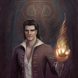 Пазл онлайн: Эриос-волшебник
