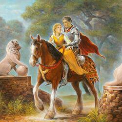 Пазл онлайн: Прекрасный принц