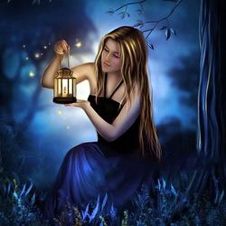 Пазл онлайн: В мире волшебства