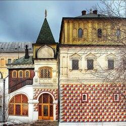 Пазл онлайн: Палаты бояр Романовых