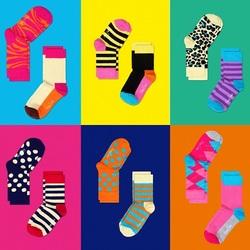 Пазл онлайн: Носочки