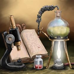 Пазл онлайн: Наука
