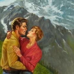 Пазл онлайн: Романтика гор