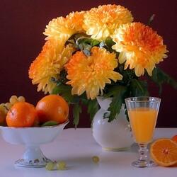 Пазл онлайн: Апельсин