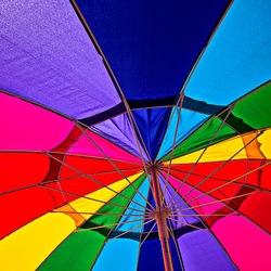 Пазл онлайн: Зонт