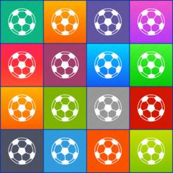 Пазл онлайн: Мяч